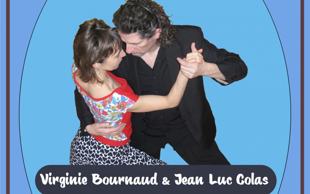 Stage tango 27 et 28 avril 2019